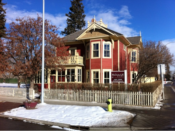 Haunted Houses in Calgary - The Cross House