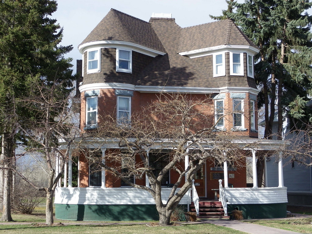 Haunted Houses in Calgary - The Suitor House