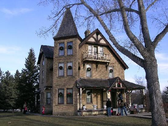 Haunted Houses in Calgary - The Prince House
