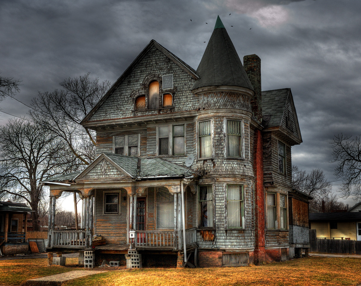 Haunted Houses in Calgary - Calgary Real Estate