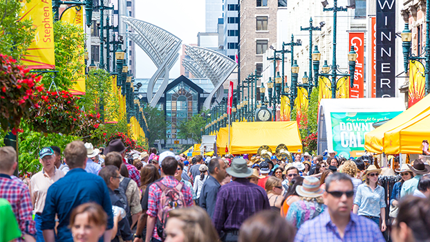 2015 City of Calgary Census - Population Growth Benefits New Calgary Communities