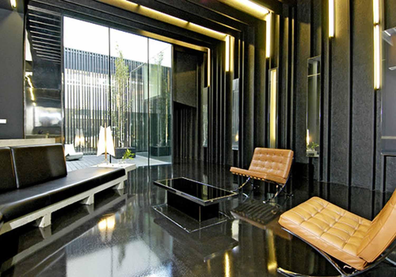 Best Calgary Interior Design Trends   Glass For Accoustics