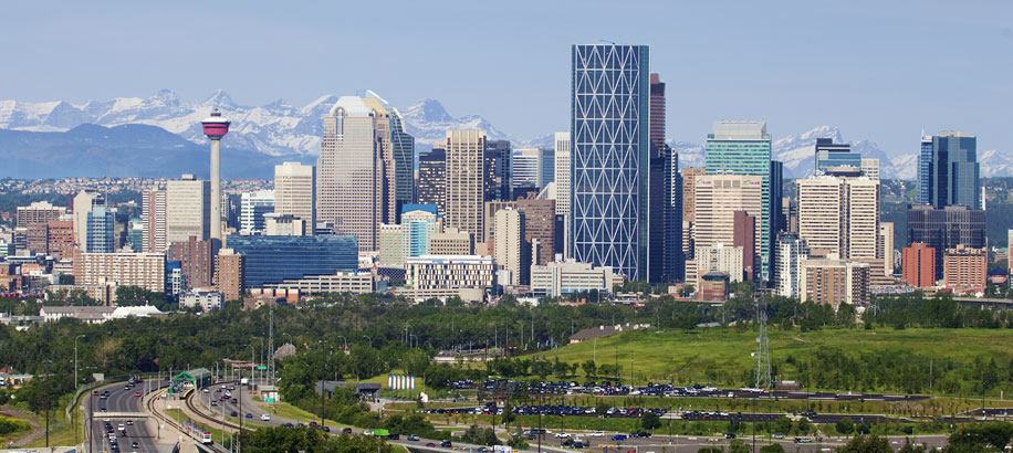 Best Calgary Neighbourhoods - Downtown Calgary