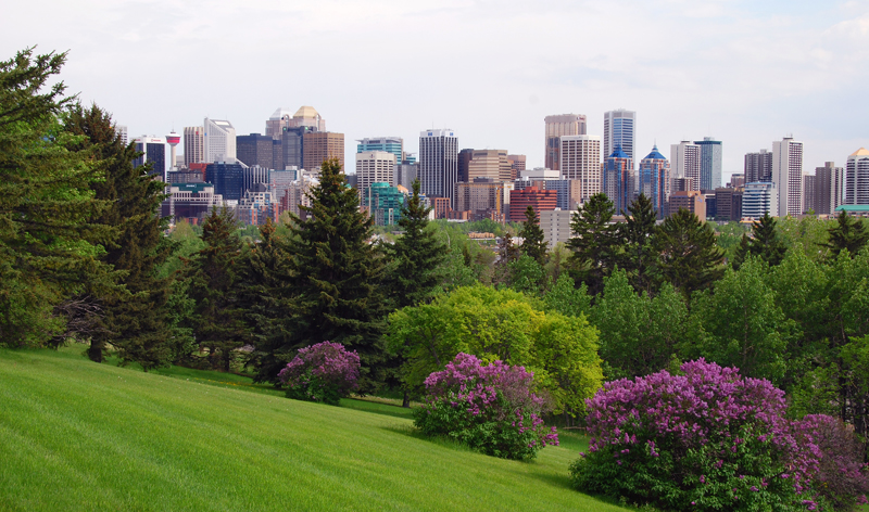 Most Family Friendly Calgary Communities - Downtown Calgary