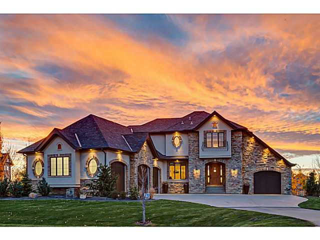 Heritage Pointe - Rural Calgary Real Estate & Acreage Home