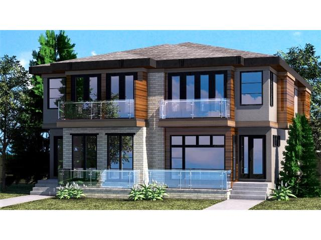 West Hillhurst Attached Home - 10 Most Expensive Calgary Attached Homes Sold in May 2015