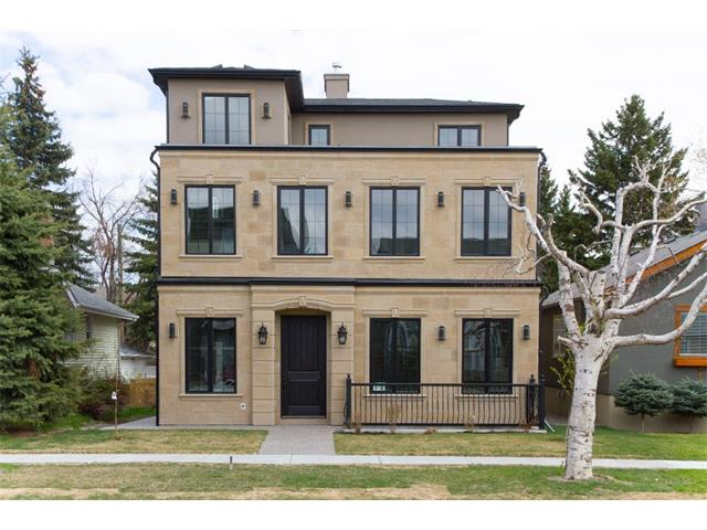 Rosedale Calgary - 10 Most Expensive Calgary Homes Sold in May 2015
