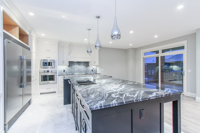 Aspen Woods Calgary Kitchen Built by Duri Homes